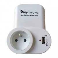 Solight adaptér USB DC23