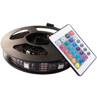 Ecolite LED TV STRIP vč. USB adpt.,60cm,IP20,RGB DX-LEDTV-RGB