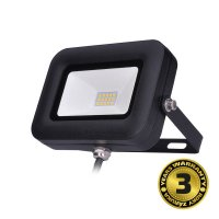 Solight LED reflektor PRO, 10W, 850lm, 5000K, IP65 WM-10W-L