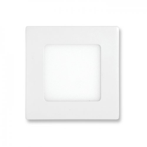Ecolite SMD panel 12x12cm,6W,2700K,IP20,420Lm LED-WSQ-6W/2700