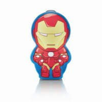 Philips DISNEY Flash light Iron Man Multi colour 71767/35/16