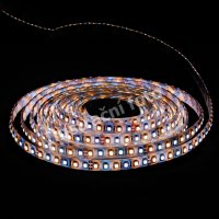 LED p�sek SMD3528 b�l� a teple b�l�, DC12V, IP65, 10mm, 120 led/metr