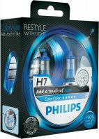 Philips H7 ColorVision Blue 12V 12972CVPBS2