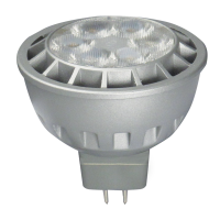 LED žárovka MR16 7W 2700K GU5.3 CRI 80 36st.