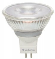VERBATIM LED DICHROIC MR16 GU5.3 3.7W 3000K WW 250LM 35D