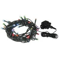 100 LED dekor. osv�tlen� 10M multicolor