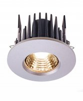 Kapego COB Downlight IP65 8W 2700K bílá 350mA - LIGHT IMPRESSIONS