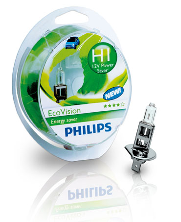 Philips H1 EcoVision 12V 12258ECOS2 Miss Sixty
