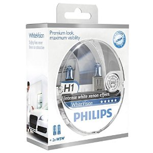 philips h1 whitevision ultra 12v 12258whvsm 2x w5w 12258whvsm sporn rovky z ivky. Black Bedroom Furniture Sets. Home Design Ideas