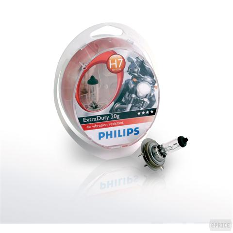 Philips EXTRA DUTY 12972EDS1 H7 12V 55W PX26d