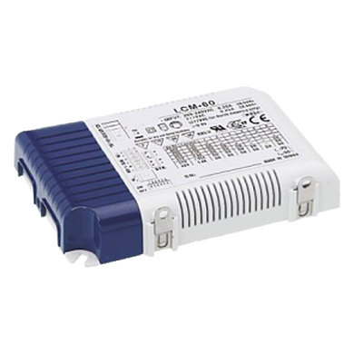 MEANWELL LCM-60 Meanwell LED DRIVER IP20