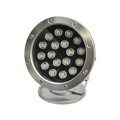 NBB LED POOL 24V/18W AC SPOT 6500K IP68 (SC-G102A) 253900000