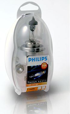 Philips Easy KIT H4 12V 55473EKKM