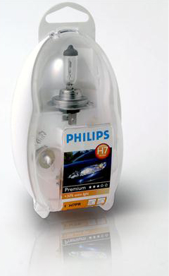 Philips Easy KIT H7 12V 55474EKKM
