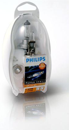 Philips Easy KIT H1/H7 12V 55475EKKM