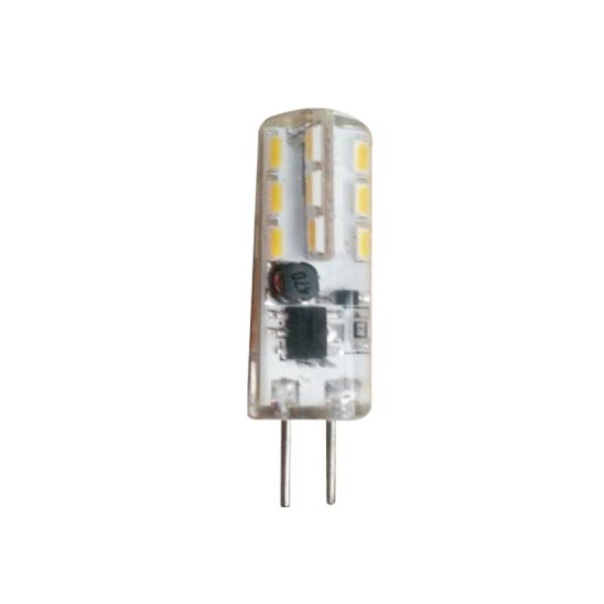 ACA G4 LED Silicon 1,5W 4000K 12V