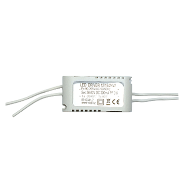 GALAXY LED Square type driver SINGLE 12-18-24W