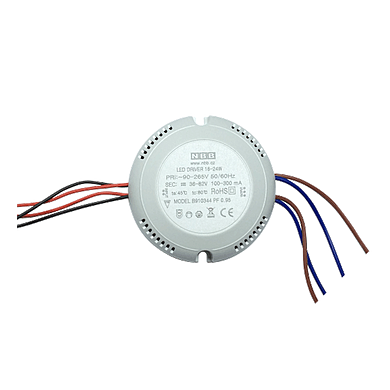 GALAXY LED Round type driver DOUBLE 18/24W(40W)
